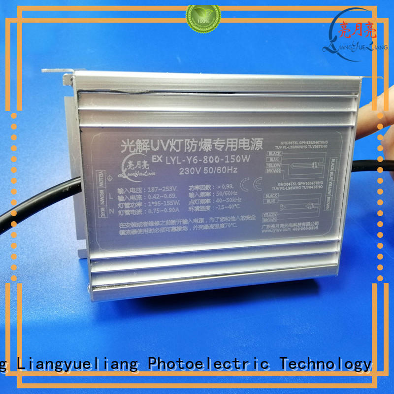 LiangYueLiang anti-rust uv ballast water treatment series for water recycling