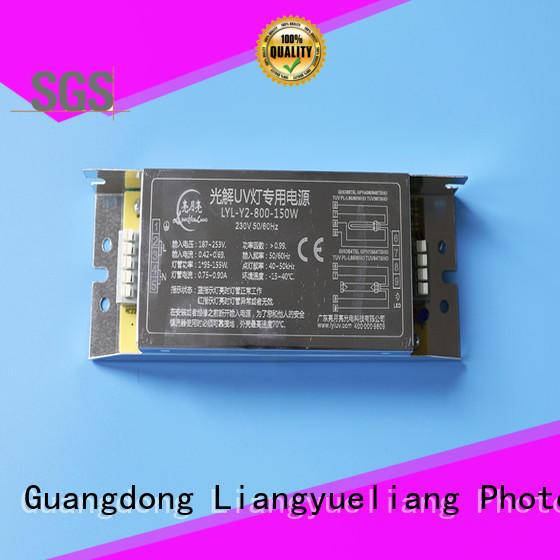 LiangYueLiang anti-rust ballast uv factory for water recycling
