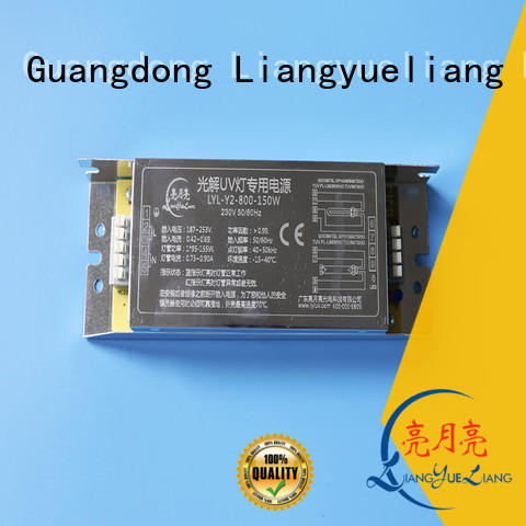 LiangYueLiang hot recommended ballast uv light company for domestic