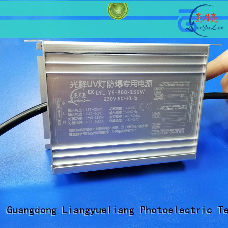LiangYueLiang protective ballast uv ballast for domestic