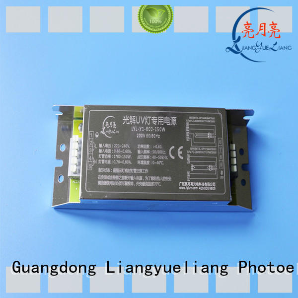 LiangYueLiang protective ultraviolet light ballast Suppliers for domestic