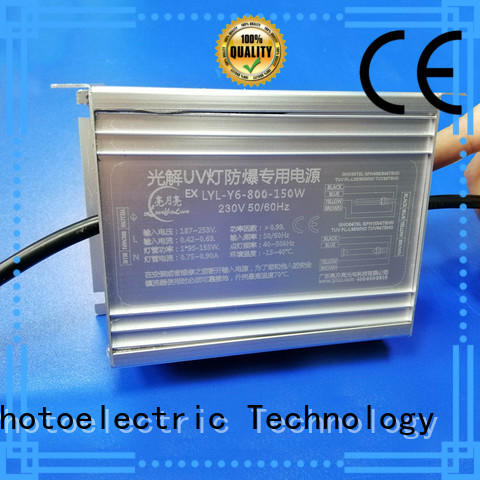 LiangYueLiang y7 ultraviolet ballast Supply for mining industy